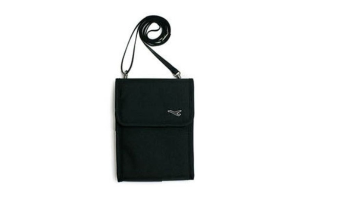 Crossbody Passport Organizer