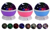 LED Night Light Moon Star Projector 360 Degree Rotation