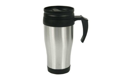 Stainless Steel Tumbler Hot Beverages Or Ice Cold New b38b5206-b623-44fe-8107-dfe30570cb94
