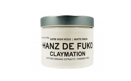 Hair Hanz De Fuko Claymation Hair Care Styling Beauty