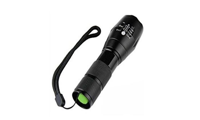 Premium Tactical Flash Light
