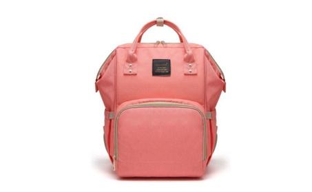 Wide Open Baby Diaper Backpack - Travel Bag d2cd6ece-d355-4617-9565-f5ebd357b715