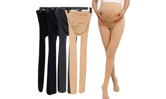 Socks Adjustable Velvet Pantyhose Women Socks Maternity Stockings Tights