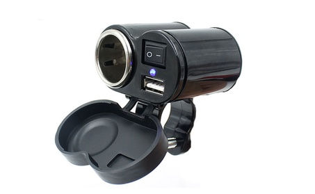 12V USB Cigarette Lighter Waterproof Power Port Outlet Motorcycle 2ba51c94-f1c4-43c8-b179-aaa3bd4c07e6