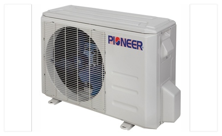 Pioneer Air Conditioner Inverter Ductless Wall Mount Split System A/C 1a56b828-b8b3-4044-b95a-eaae668d7ef4