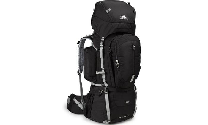High Sierra Long Trail 90 Internal Frame Backpack | Groupon