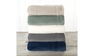 Extra Soft Cozy Velvet Plush Solid Sheet Set