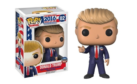 Donald Trump and hillary Clinton Toy Action Figure - 2 Piece by FunKo 6525f3a8-c4d1-4fd8-9218-a9c81db39fce