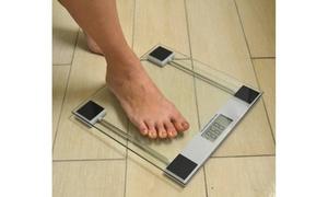 Digital Glass Bathroom Weight Scale