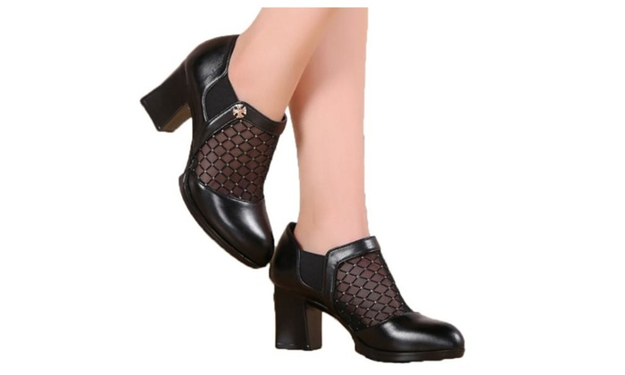 Women's Pointed Toe High Heels Sandals