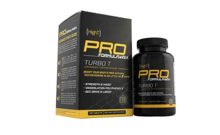 Increased Energy Advanced Natural Testosterone Booster 120 Capsules