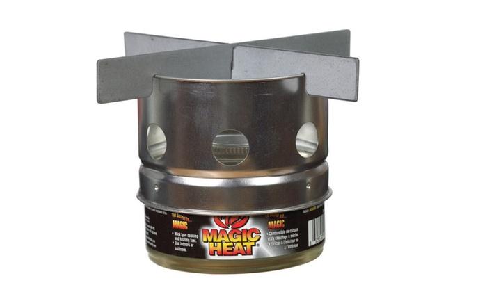 Magic Heat MH002-6 Stove Kit