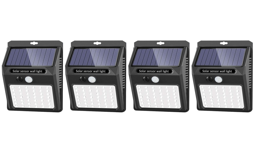 Off On Solar Lights Outdoor Mo, Wireless Outdoor Lights With Sensors