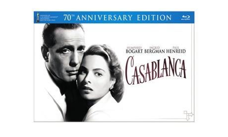Casablanca 70th Anniversary Edition (3-Disc BD DVD Combo Pack) 718e9011-c2be-457b-bc3a-0a4dd9539a5e