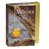 Murder on the Rocks Classic Murder Mystery Jigsaw Puzzle: 1000 Pcs