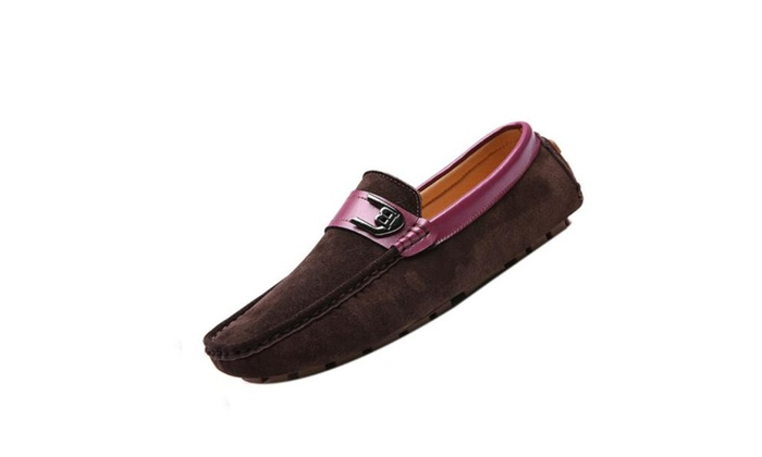 Men's Leisure time Slip on Loafers Shoes