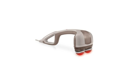 Percussion Handheld Action Massager With Soothing Heat 016329d9-75ba-436f-a06f-11325c8bee5d