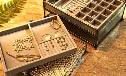 Jewelry Accessories Storage Deals Coupons LivingSocial