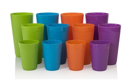 12pc Newport Unbreakable Plastic Cup 5a0efc90-5ca7-44bb-8a48-cb6cd6471d94