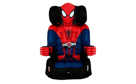 Marvel Ultimate Spider-Man Combination Harness Booster Car Seat 7fc08031-9480-40a1-969a-140b6a3a1398