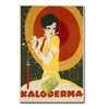 Jupp Wiertz Kaloderma Soap 1927 Canvas Print