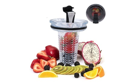 2pcs Fruit/Ice Cube Infuser Spill Proof Splash Resistant Cup Kitchen 8d4bdca8-5502-46ff-bd4c-1ec61fc8e7b4
