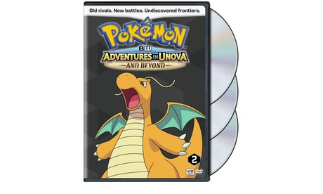 Pokemon: BW Adventures in Unova and Beyond Set 2 (DVD) d4b40277-5e4b-4a81-af76-3d1b13f0c389