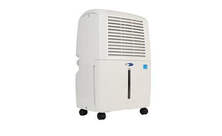 Energy Star 30-Pint Portable Dehumidifier, White 75815a4c-081c-4cce-b256-0b1766b98a46