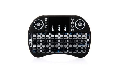 Backlight LED Wireless Keyboard 2.4GHz Keyboard Remote Control Touch 1af14af7-d9ca-4fbb-8906-add96c98b691