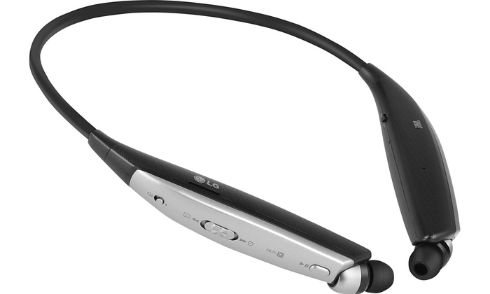 Lg Tone Ultra Hbs 820 Bluetooth Wireless Stereo Headset New Open Box Groupon