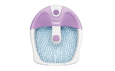 Conair Foot / Pedicure Spa with Vibration 6a131b12-03b4-41f2-96e9-ce98494bf630