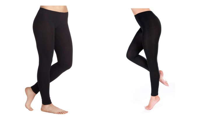 Comfort Stretch Thermal Woman Winter Leggings
