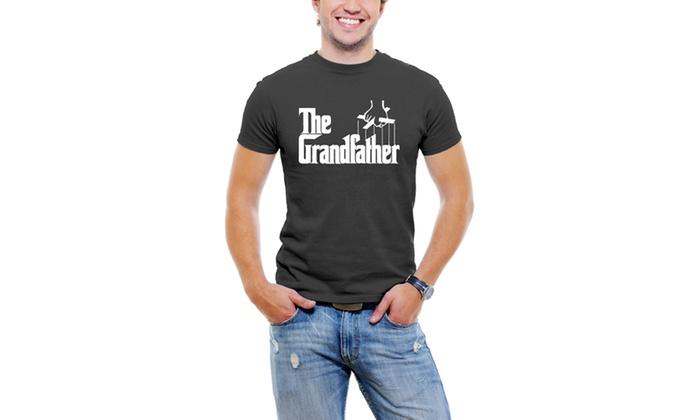 The Grandfather Men T-Shirt Soft Cotton Short Sleeve Tee