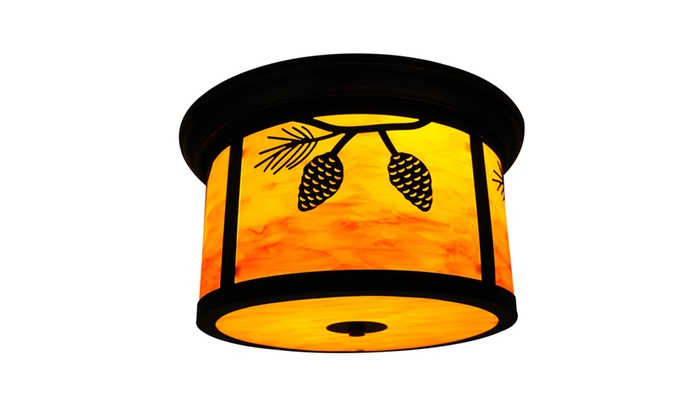 Design House Pine Cone Outdoor Light 3 Styles Available