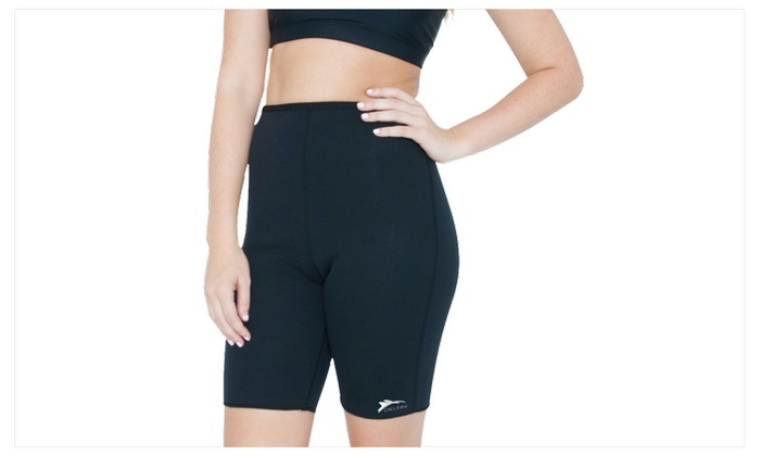 Women's Heat Maximizing Anti Cellulite (Neoprene) Fitness Shorts