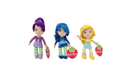 "Strawberry Shortcake Plush Doll - Asst, 8.5""H e37469cf-c41c-480b-af13-15f6ee02835d"