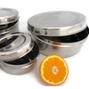 Stainless Steel Nested Food Containers