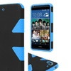 Insten Hard Dual Layer Case For Htc Desire 626/626s Black/blue