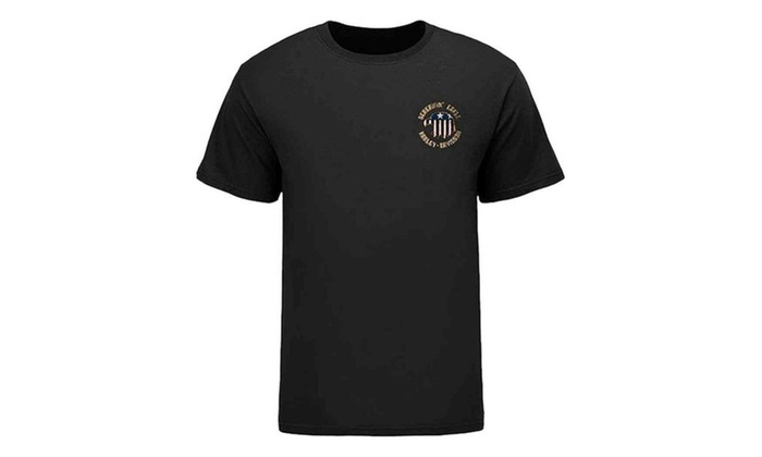7e6e79c0 Harley-Davidson Men's Screamin' Eagle Armored Eagle T-Shirt | Groupon
