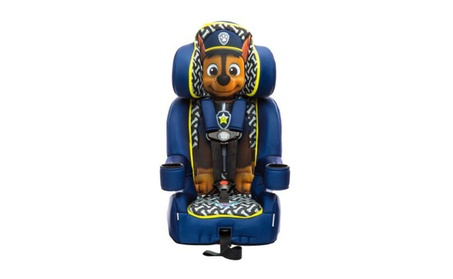 Nickelodeon Paw Patrol Chase Combination Harness Booster Car Seat 51385075-547c-4e6e-b197-d44dbdc55d66