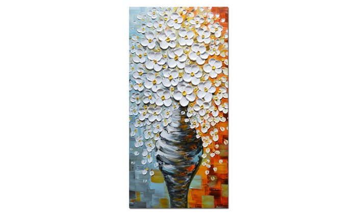 Asdam Art Hand Painted Fine Art Oil Paintings Canvas Art Wall Decor ...