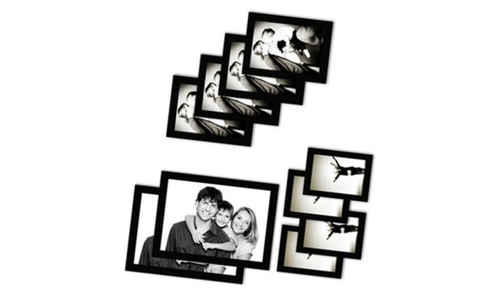 New 10 Set Fridge Magnetic Photo Frames | Groupon