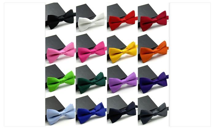 Bow Ties For Men Bowtie Tuxedo