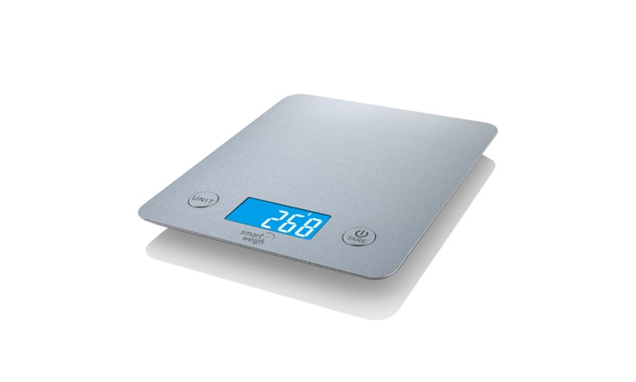 Smart Weigh 11lb/5kg Digital Multifunction Food and Kitchen Scale