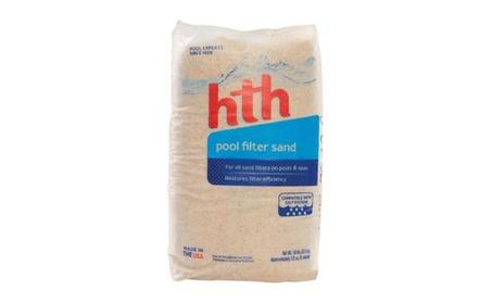 Hth 67074 Aqua Quartz 50lbs Pool Filter Sand b717f55c-4125-491c-ae7f-debd36c4bb6e