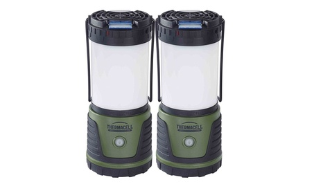 Thermacell Natural Mosquito Repellent Outdoor/Camping Lanterns -2 Pack