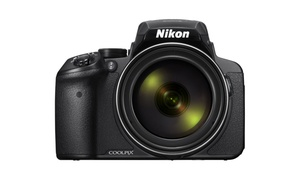 Nikon COOLPIX P900 Digital Camera with 83x Optical Zoom and WIFI