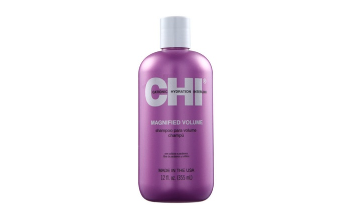 Beauty Products SJB: CHI Magnified Volume Shampoo 12oz.