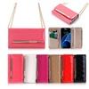 Cross-body Bag Magnetic Handbag Flip Wallet Case Cover for Samsung s7