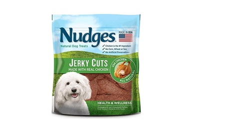 Nudges Jerky Cuts Dog Treats, Chicken Health & Wellness eb8668b6-924d-4d5b-a04b-c51979baf0c4